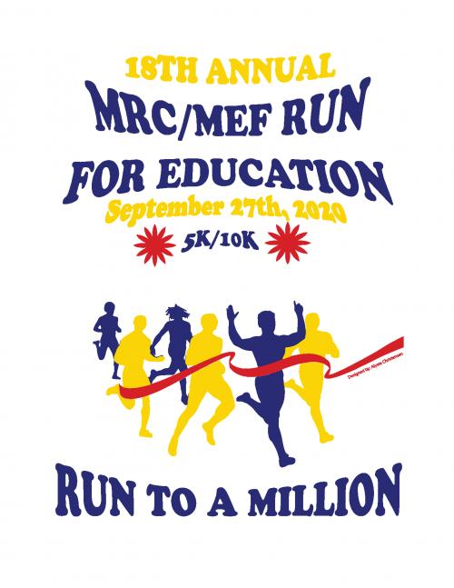 Run T-Shirt Design Contest 2020 WINNER!!